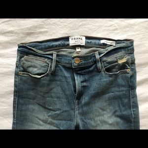 FRAME Le High Straight Cut Jeans - NEW size 29